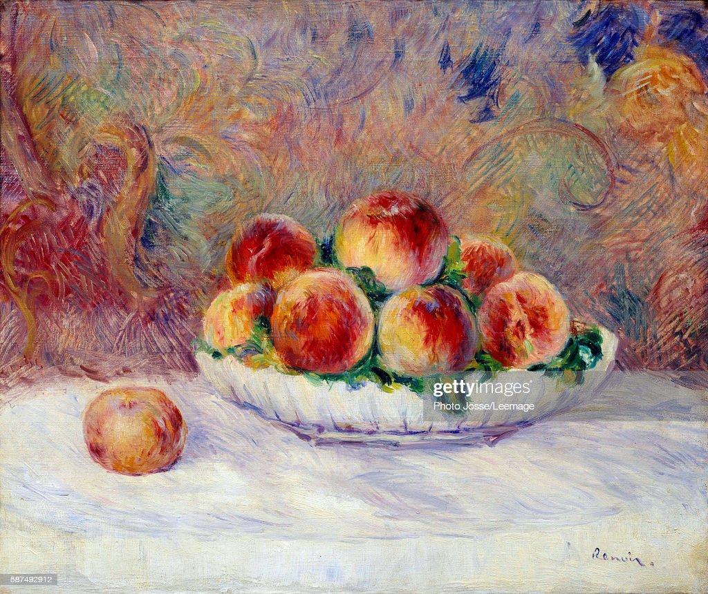 Painting By Pierre Auguste Renoir 1841 1919 19th Century