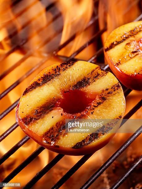 BBQ Peaches
