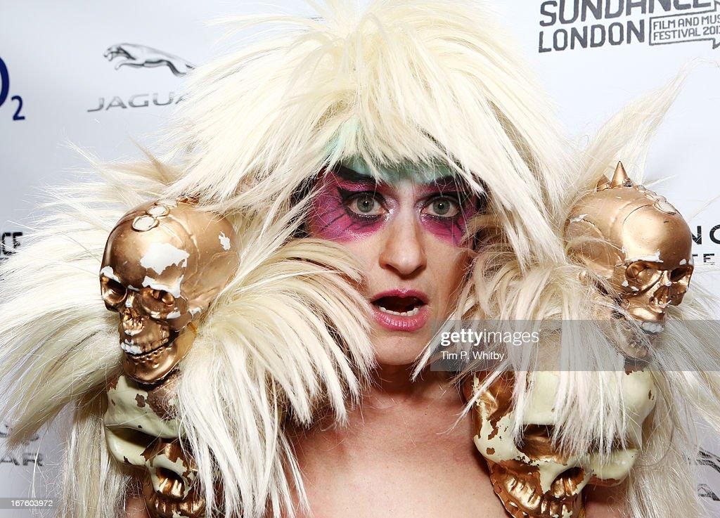 Peaches Performance - Sundance London Film And Music Festival 2013