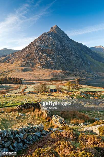 Peak of Tryfan, The Glyderau, Snowdonia, Wales