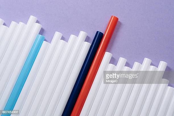 Peak Period, A Bar Graph Made from Plastic Pipes