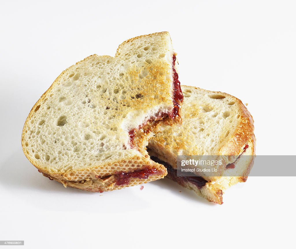 Peanut Butter and Jelly : Stock Photo