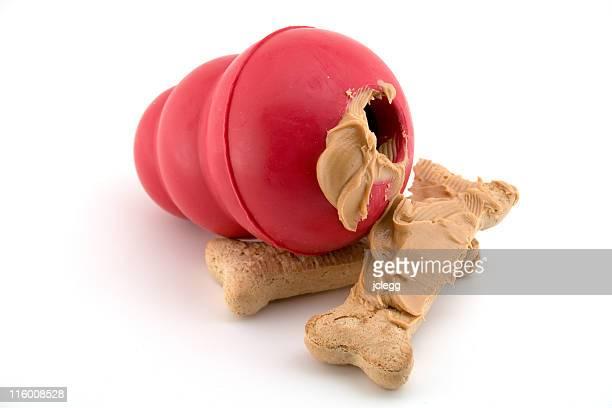 De Manteiga de amendoim Cão tratamento