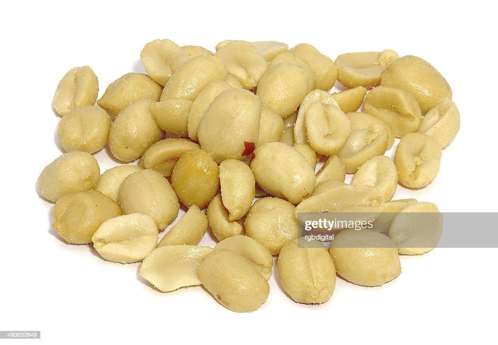 Noccioline di polistirolo espanso : Foto stock