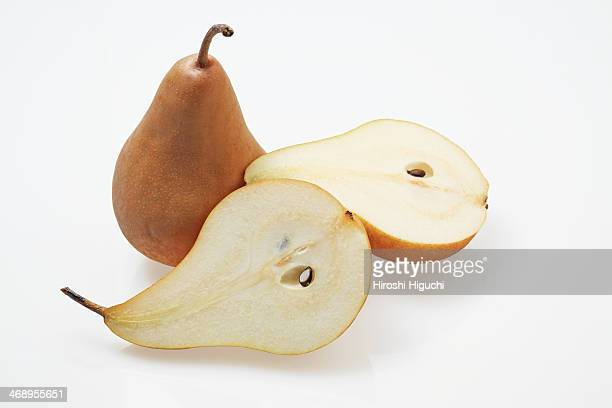 pear - pear stock pictures, royalty-free photos & images