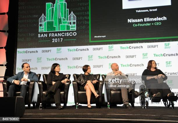 Pear Ventures Managing Partner Pejman Nozad GGV Capital Managing Partner Jenny Lee Canaan Partners General Partner Nina Kjellson CrunchFund General...