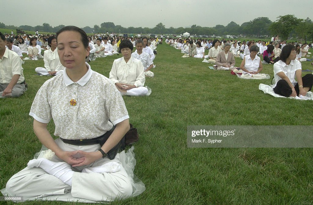 Falun Dafa March : News Photo