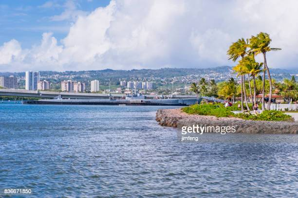 pearl harbor hawaii - naval base stock pictures, royalty-free photos & images