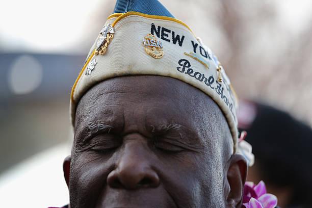 Pearl Harbor Survivors Commemorate 72nd Anniversary Of Attack