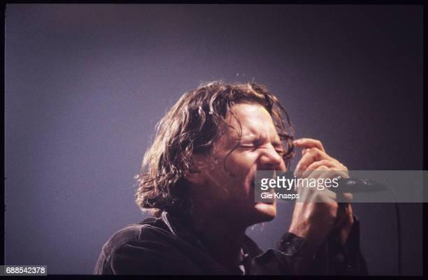 Pearl Jam Eddie Vedder RAI Amsterdam Holland