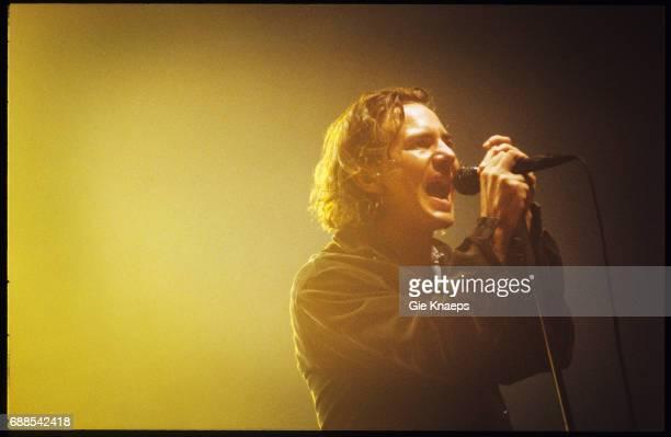 Pearl Jam, Eddie Vedder, RAI, Amsterdam, Holland, .