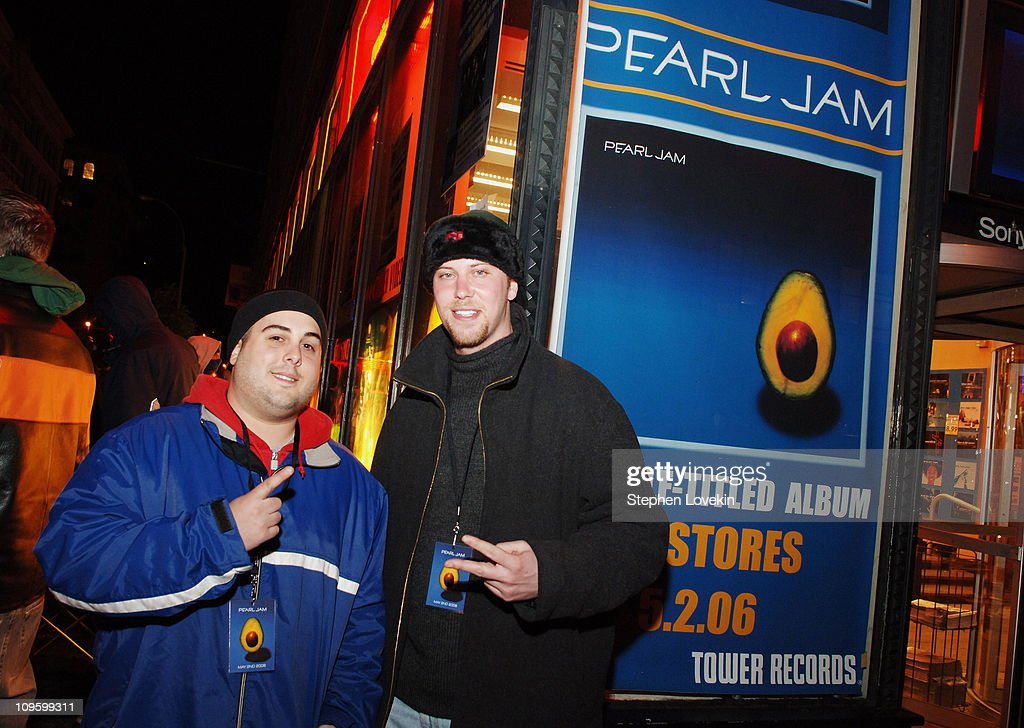 Pearl Jam/Tower Records Midnight Sale and Top Secret Show Ticket Giveaway - May
