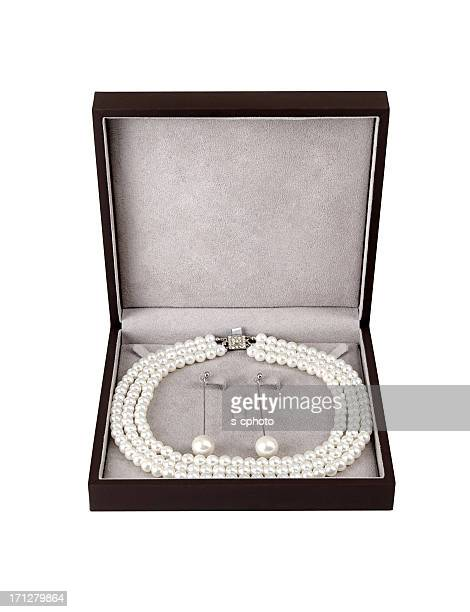 Pearl Jewelry Mit Clipping Path