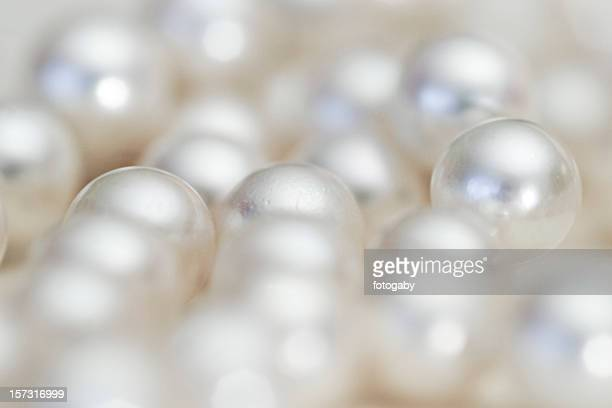 pearls - pearl jewelry stock pictures, royalty-free photos & images