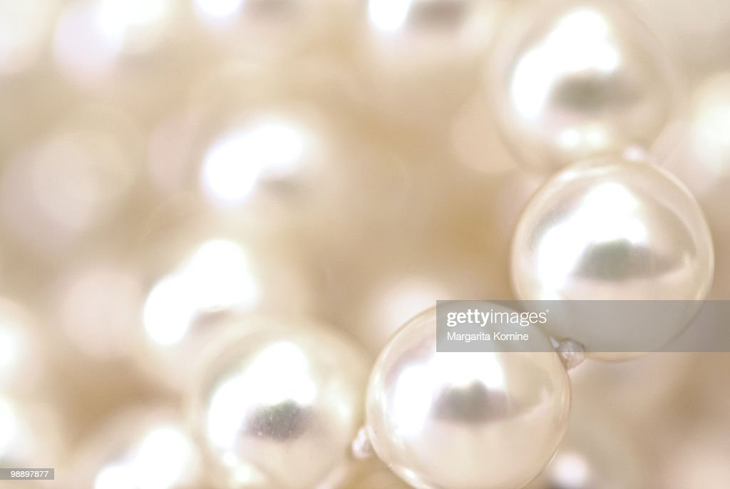 Pearly Bokeh : Foto de stock