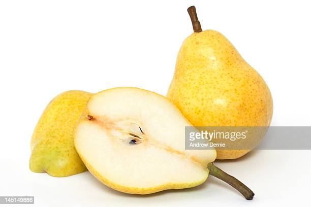 pears - andrew dernie stock pictures, royalty-free photos & images