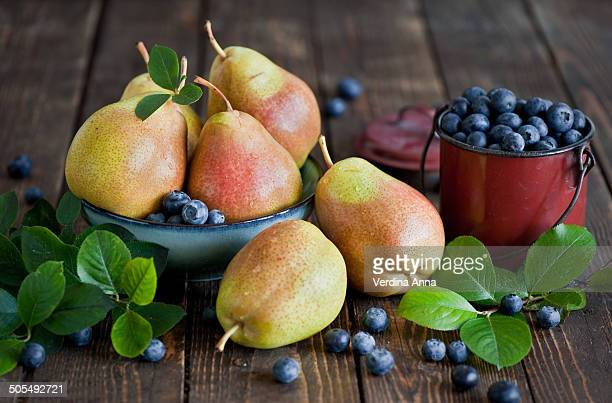 pears - anna verdina stock photos and pictures
