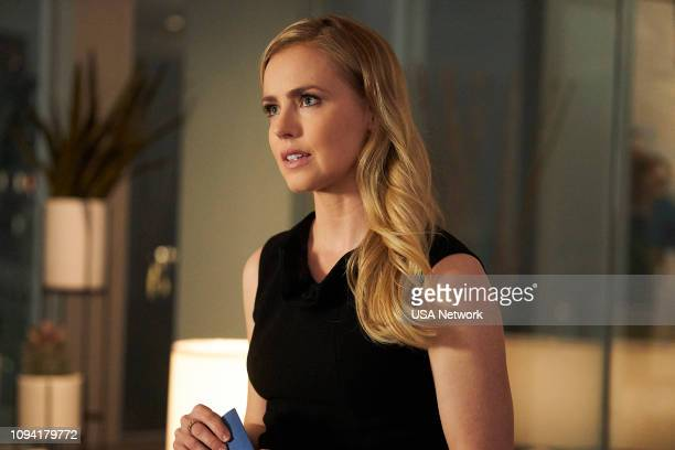 SUITS 'Peas in a Pod' Episode 814 Pictured Amanda Schull as Katrina Bennett