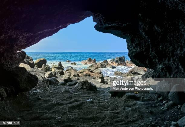Pebble Beach Coast Cave #1