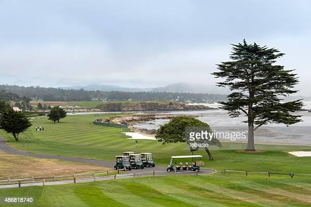 ペブルビーチゴルフコース