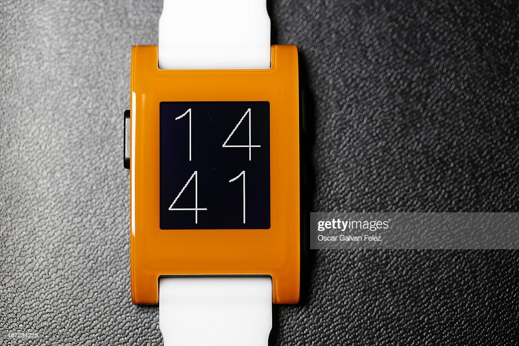 Wearable Tech : News Photo