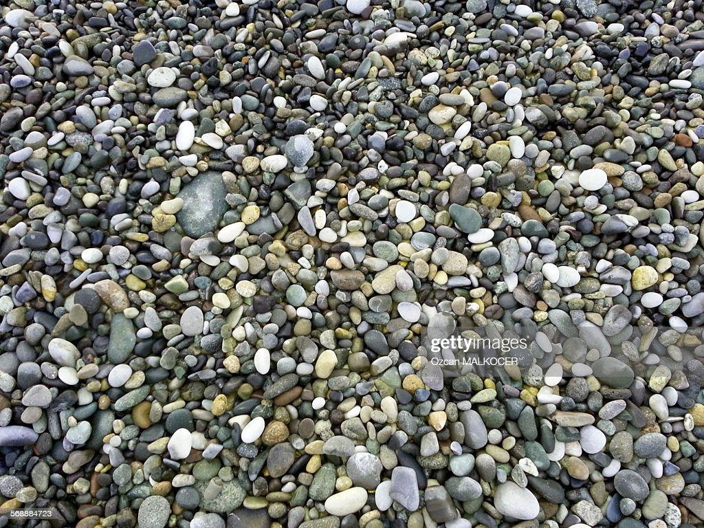 Pebbles - Gravels : Stock Photo