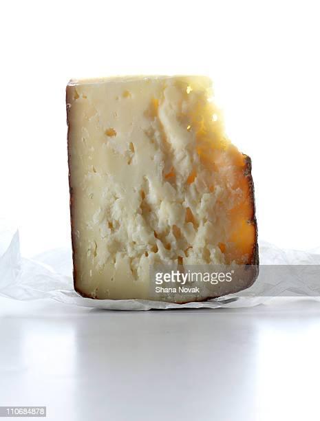 Peccorino Cheese Slice