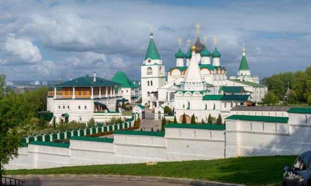 Pechersky Ascension Monastery, Nizhny Novgorod, Russia.