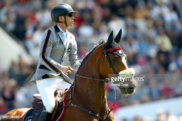 Peder FREDRICSON riding HANSSON WL during the Prix Groupe Barriere on May 19 2018 in La Baule France