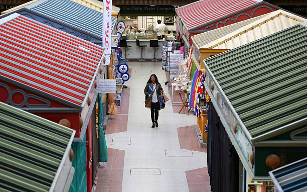 Regional U K  Economy & Retail Photos and Images | Getty Images
