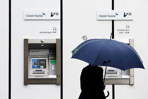 Credit Suisse AG Zurich Headquarters As Bank Considers Stock