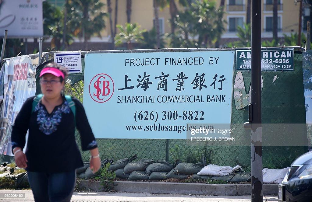 US-CHINA-PROPERTY-CONSTRUCTION : News Photo