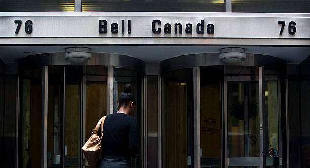Bell Canada Of Toronto Photos and Images | Getty Images