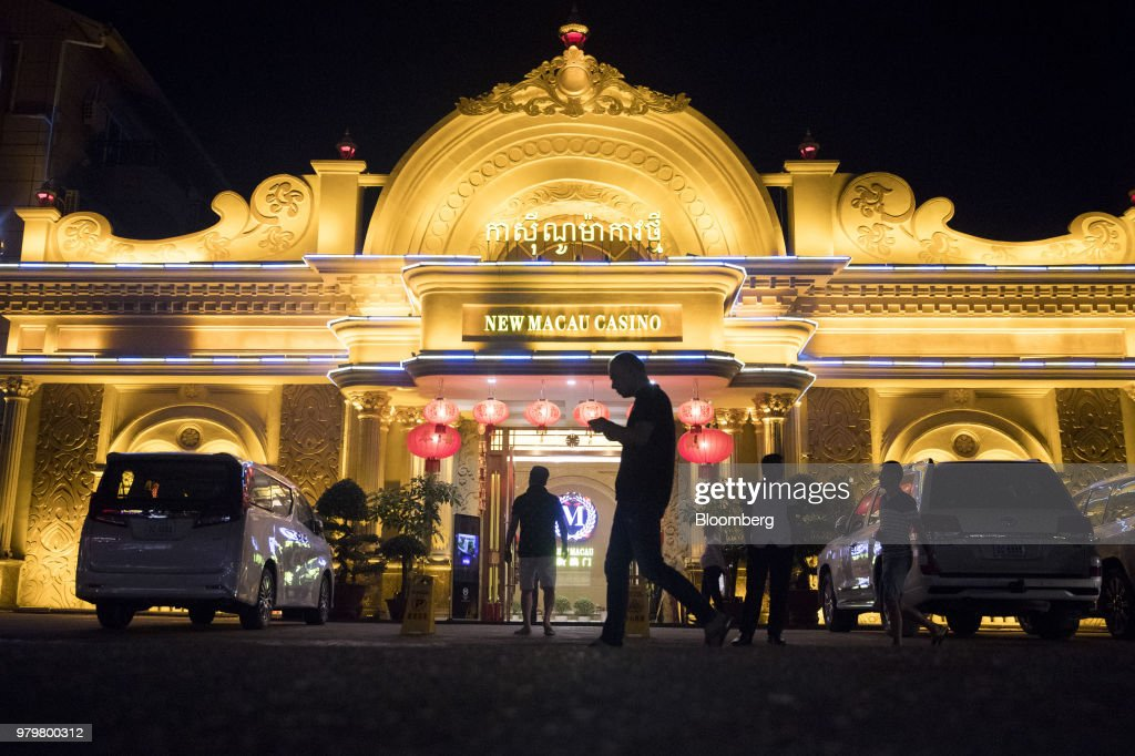Chinese Casinos Stir Resentment on Cambodia's Coast of Dystopia