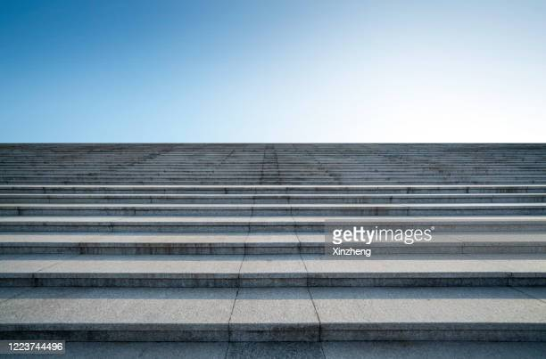 pedestrian ladder - wall building feature stock pictures, royalty-free photos & images