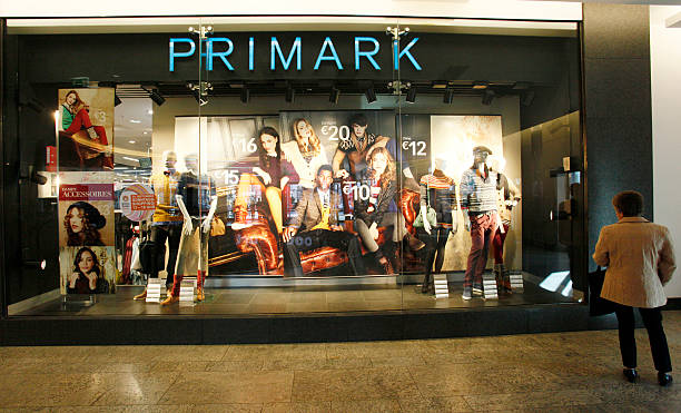 berlin shoppers love primark photos and images getty images. Black Bedroom Furniture Sets. Home Design Ideas