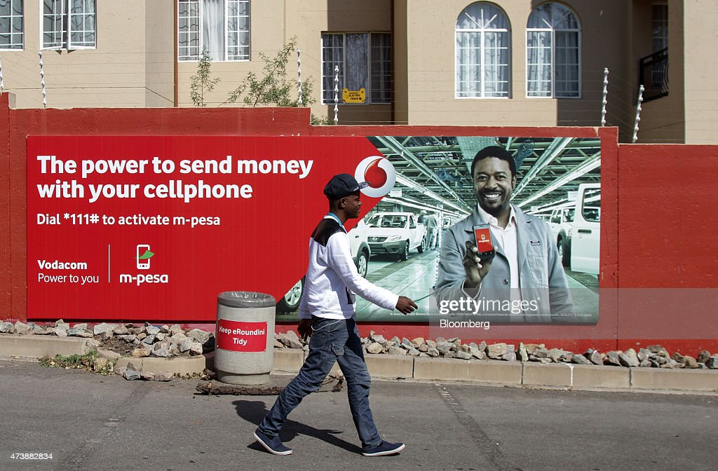 Vodacom Group Ltd. Headquarters And Stores Ahead Of Results : News Photo