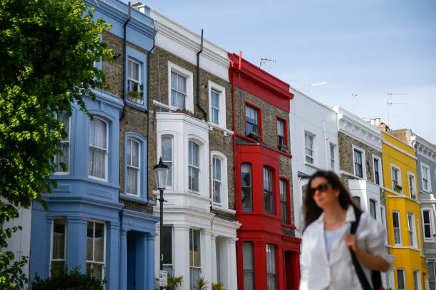 GBR: An Extreme Example of Gentrification in London's Notting Hill