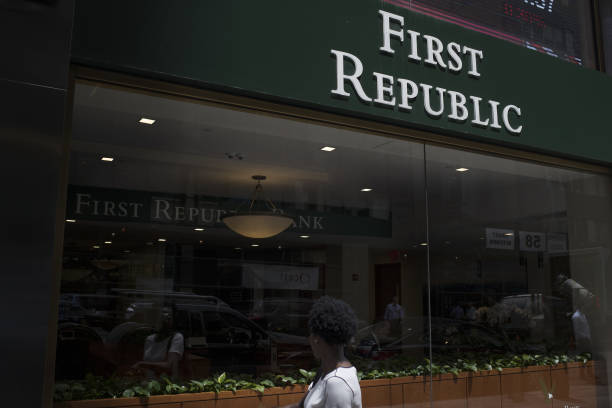 NY: A First Republic Bank Location Ahead Of Earnings Figures