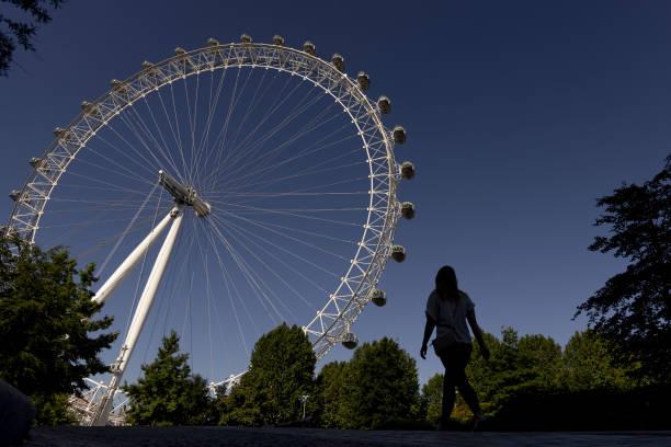 GBR: London's West End As U.K. Set Delay Lifting Covid Rules