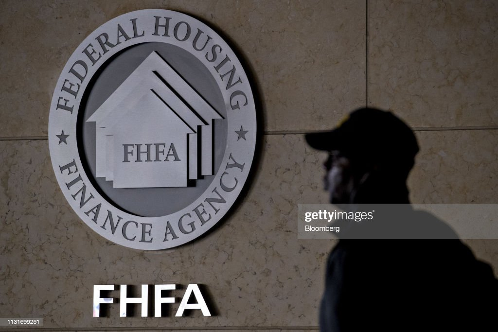 DC: Headquarters Of The Federal Housing Finance Agency