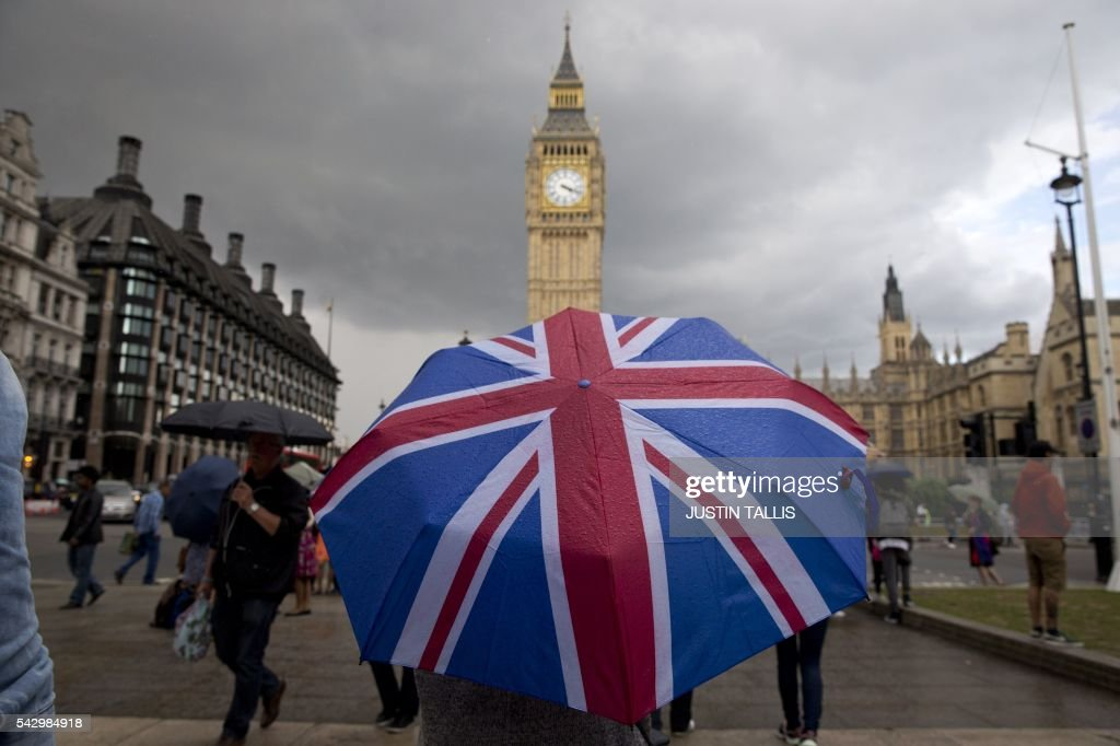 BRITAIN-EU-POLITICS-BREXIT : News Photo