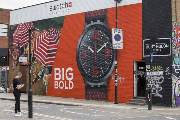 GBR: Luxury Brands Are Taking Over the Street Art Scene With Ads