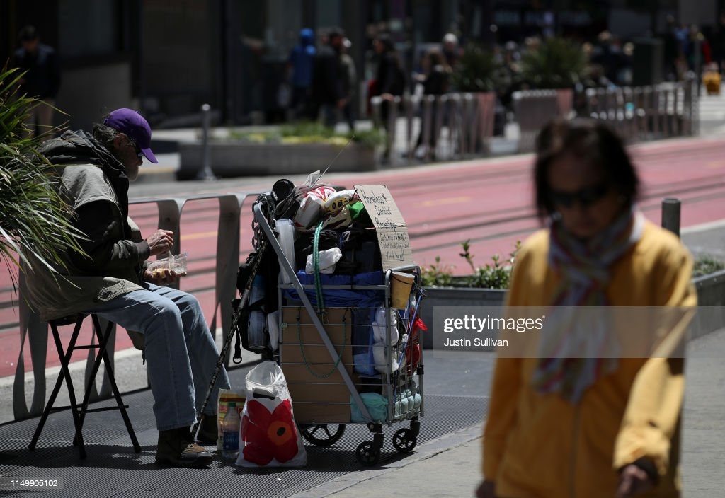 CA: Number Of Homeless On San Francisco Streets Rises 17 Percent Over Last Two Years