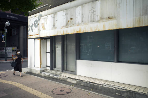 JPN: Views of Sapporo As Coronavirus Cases Surge In Hokkaido