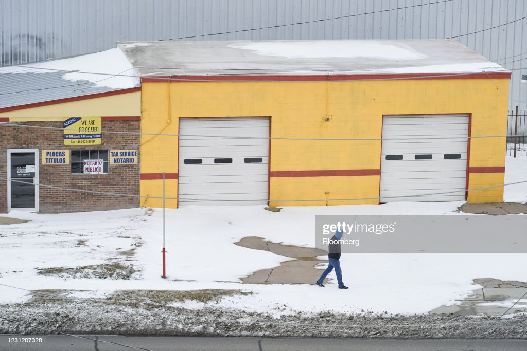 Deep Freeze Power Crisis In Texas Is Expanding : News Photo