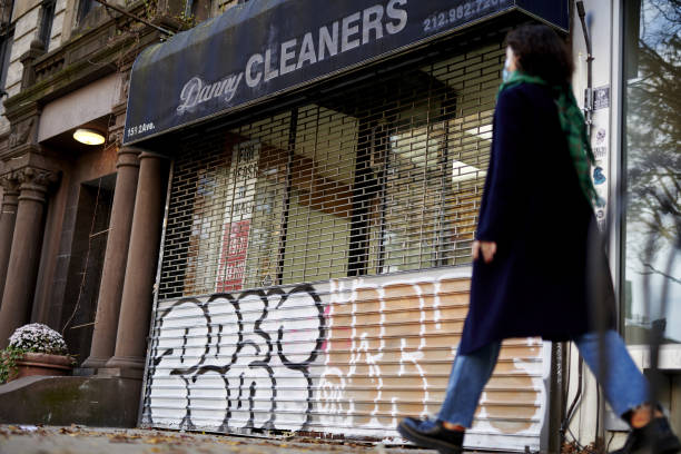 NY: Work-From-Home Era Crushes U.S. Dry Cleaners