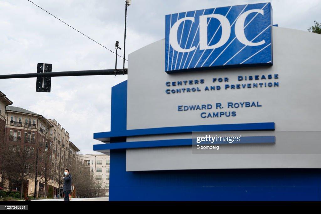 CDC Headquarters As Agency Take Heat Over Coronavirus Testing Kits : News Photo