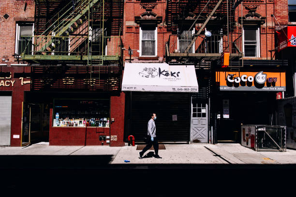 NY: Chinatown Businesses Take Hit Amid Pandemic