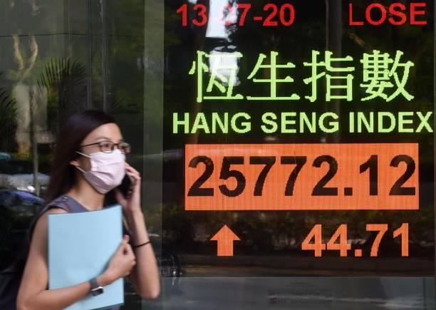 CHN: China Stocks On Monday